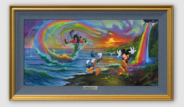Mickey-and-the-Boys-at-Rainbow-Falls-16.75×28.75